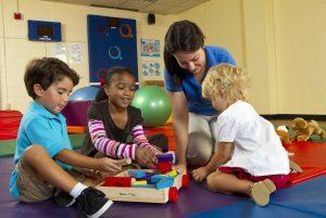 StayWell PHSS stock photography.  Lay Responder Training Market Segment: Daycare.