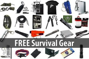 Free Survival Gear 2