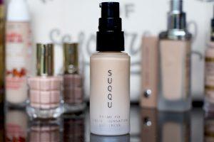 Free SUQQU Flawless Foundation 3