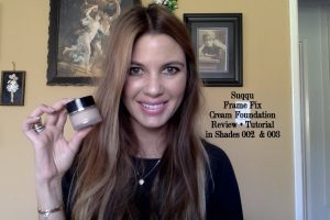 Free SUQQU Flawless Foundation