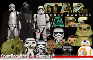 Star Wars the Force Awakens Giveaway