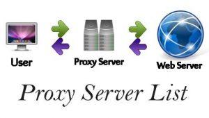 free proxy server 5