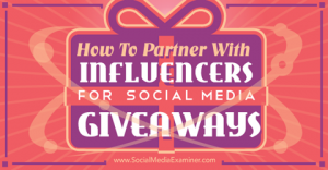 Social Media Promotional Giveaway Ideas 6