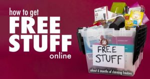 19 best ways to get free stuff online 2